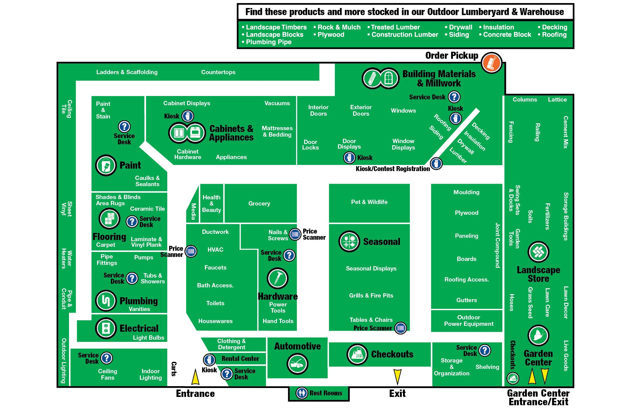 Store Locator At Menards Honeywell Fan Center Wiring Diagram