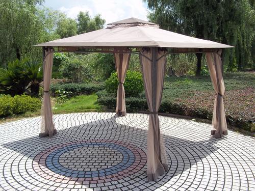 backyard creations roof style gazebo 3