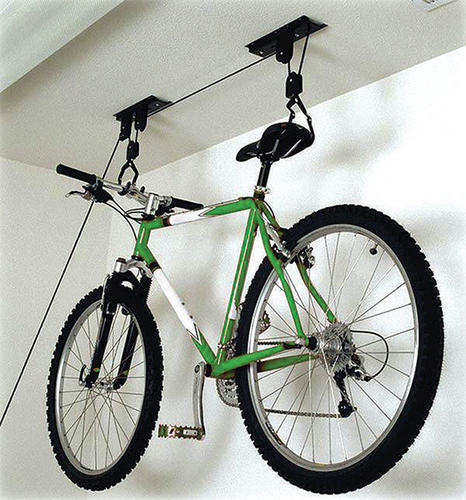 Pulleys Menards : Ceiling mount bike hoist at menards?