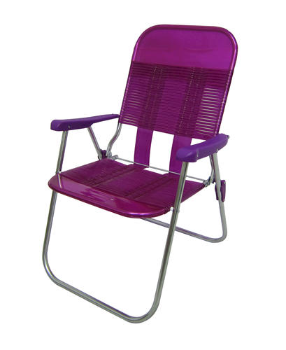 PVC Folding Arm Chair Assorted Colors at Menards