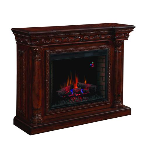 Vanceburg Electric Fireplace At Menards