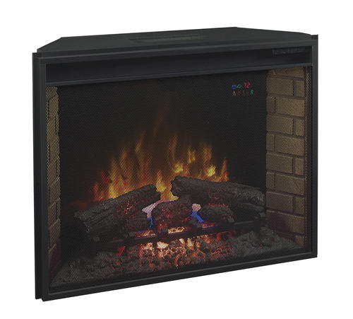 """Electric Fireplace Insert Menards Fireplace Electric: 33"""" Spectrafire Plus Insert With Screen Front At Menards®"""