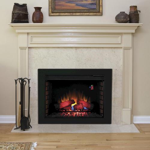 "Electric Fireplace Insert Menards: 28"" Builder's Box Installation Trim Kit At Menards®"