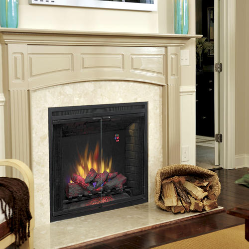 Electric Fireplace Insert Menards