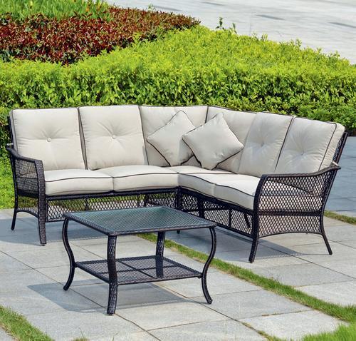 menards patio furniture backyard creations 2