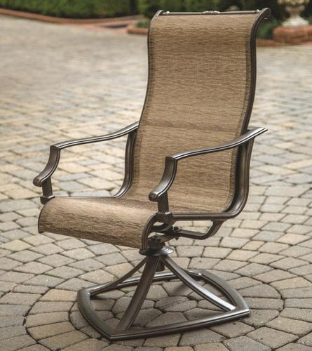Fresno Swivel Rocker Chair at Menards