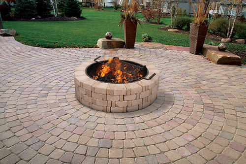 Ashwell Fire Pit At Menards