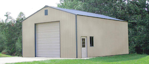 30 39 w x 36 39 l x 16 39 h garage at menards for House material packages