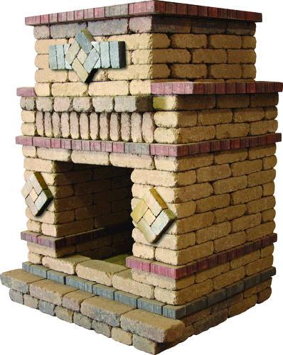 Belgian Hearthstone Fireplace At Menards