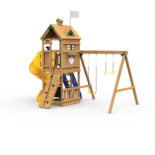 Playstar trainer gold build it yourself playset at menards for Build it yourself swing set