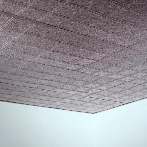 Fasade Traditional 10 2 39 X 2 39 Pvc Lay In Ceiling Tile At Menards