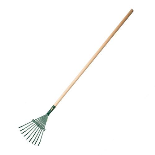Metal shrub rake at menards for Gardening tools menards