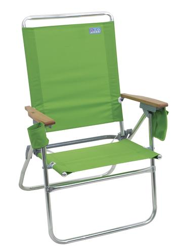 Folding Beach Chair Assorted Colors at Menards