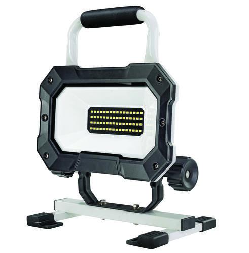Smart Electrician® 2700 Lumen LED Single Head High Impact