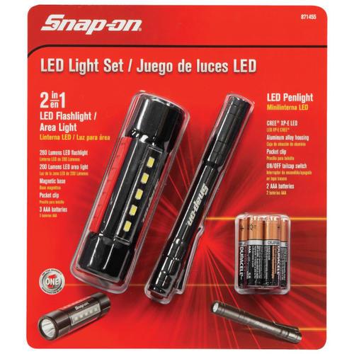 Snap-On LED Light Set At Menards®