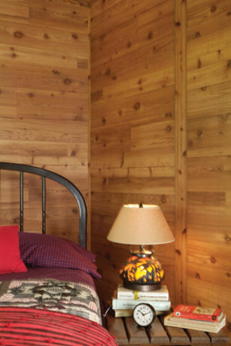 American Pacific 4 39 X 8 39 Western Red Cedar Panel At Menards