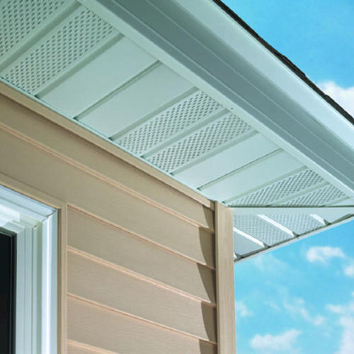 16 Quot X 12 Aluminum Vented Soffit Covers 16 Sq Ft At