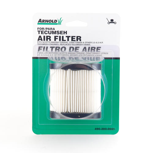 Arnold Replacement Air Filter for Tecumseh OE at