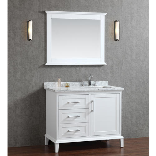 Perfect 243939 Simon Vanity With Top At Menards