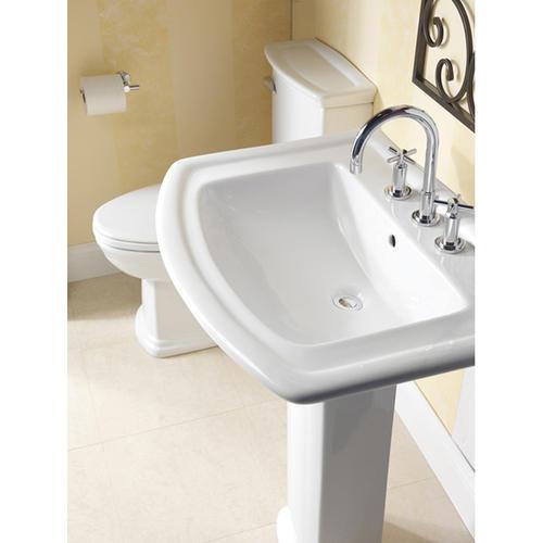 Barclay Washington 650 Pedestal Sink, 8