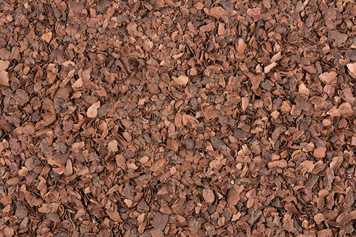 Cocoa shell mulch cu ft at menards