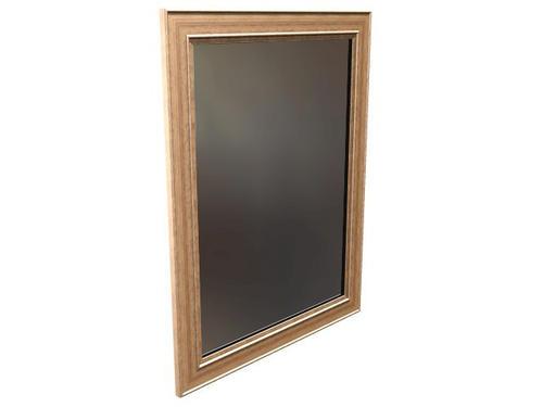Briarwood 22 W X 36 H X 3 4 D Highland Framed Mirror At Menards