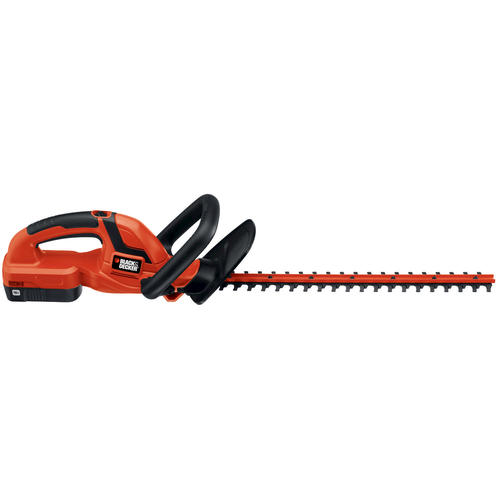 black decker hedgehog 22 18 volt cordless hedge. Black Bedroom Furniture Sets. Home Design Ideas
