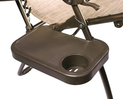 Guidesman™ Zero Gravity Lounger with Canopy at Menards
