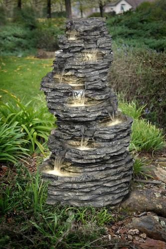 Outdoor Fountains Menards Photos