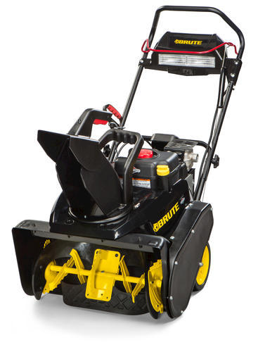 "Menards Snow Blowers >> Brute® 22"" Single-Stage Snow Blower with ShowShredder ..."