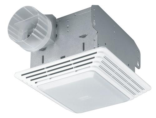 Broan Ceiling Bath Fan With Light 70 Cfm At Menards