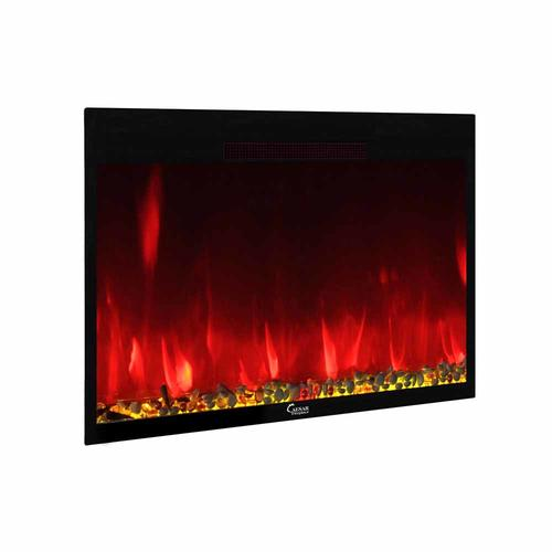Caesar 42 Electric Fireplace Insert At Menards