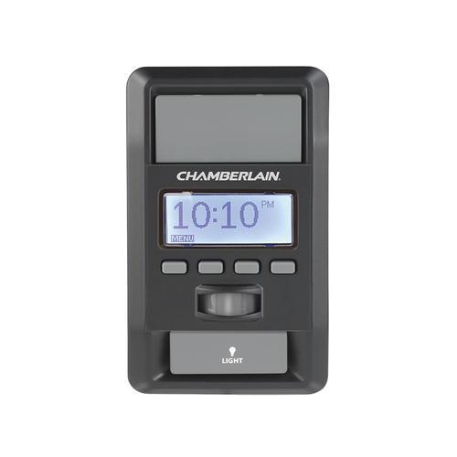Chamberlain 1 1 4 Hps Wi Fi Myq Belt Whisper Drive Garage
