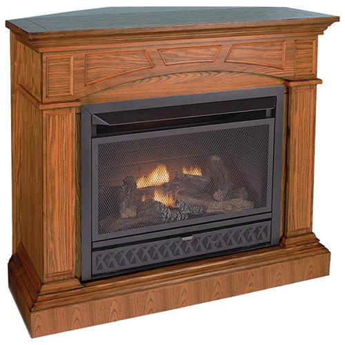 26 000 Btu Vent Free Intermediate Fireplace At Menards 174