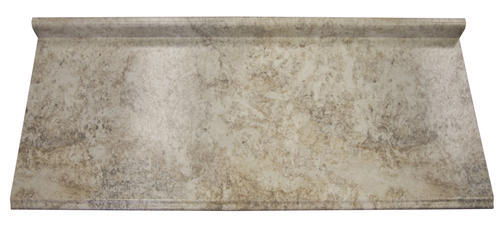 Customcraft High Resolution Laminate Countertop Available In 4 39 12 39 Lengths At Menards