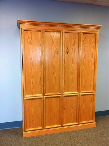 Create A Bed Full or Queen Size Deluxe Murphy Bed Kit