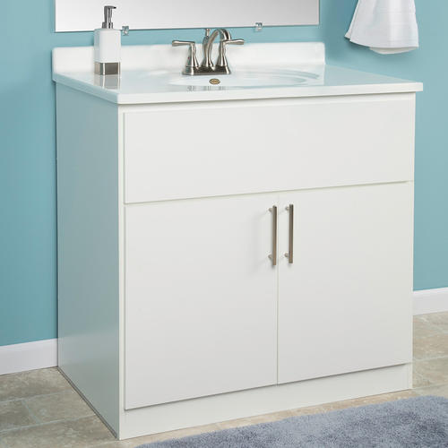 Dakota collection 36 x 21 vanity base at menards - Menards bathroom vanities 48 inches ...
