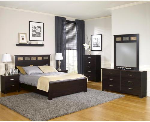 Menards Bedroom Furniture Dakota Queen Espresso Bedroom Suite At Menards 174