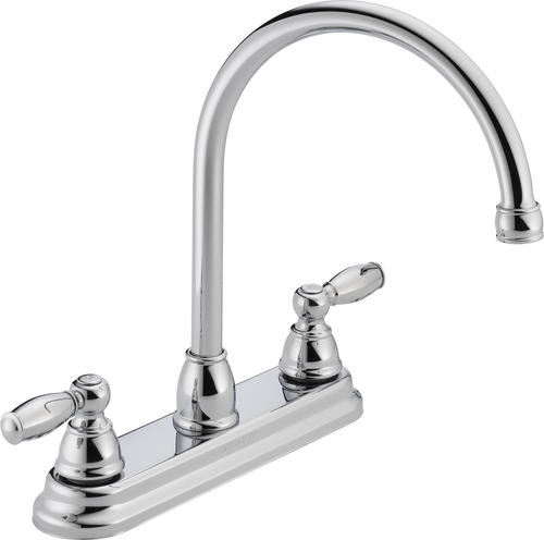 peerless 174 apex 2 handle kitchen faucet at menards 174
