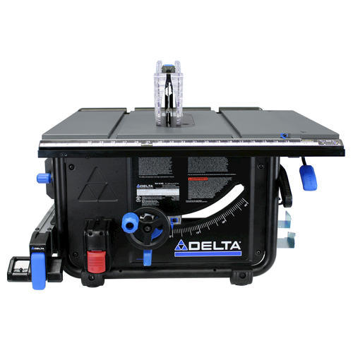 Delta 10 Portable Table Saw At Menards