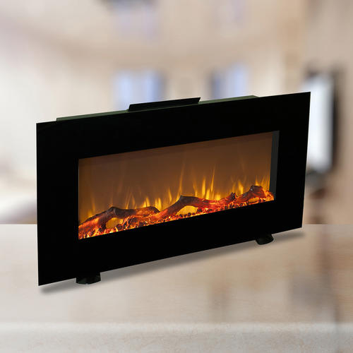 Flat 30 Wall Mount Electric Fireplace At Menards