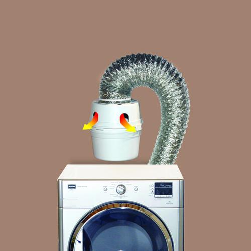 Proflex Indoor Dryer Vent Kit W 4 Quot X 5 Proflex Duct At