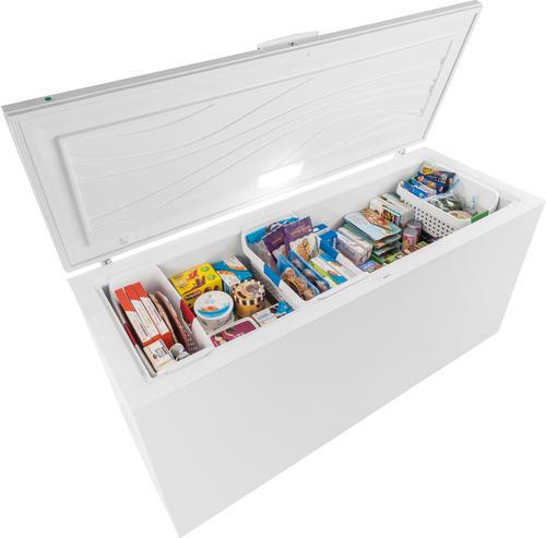 Frigidaire 174 17 5 Cu Ft Chest Freezer At Menards 174