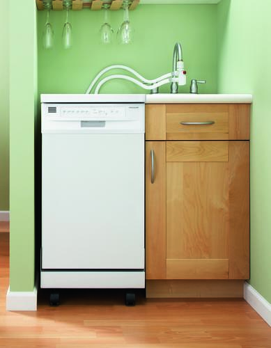 Frigidaire 174 18 Quot 6 Cycle Portable Dishwasher At Menards 174