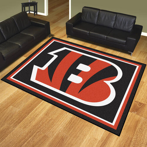 Fanmats Nfl Area Rug 8 X 10 At Menards 174