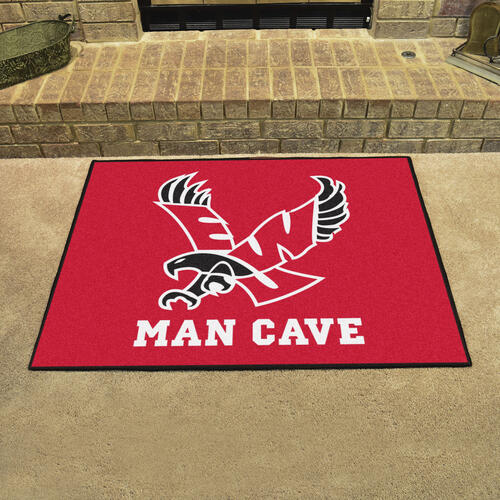 Man Cave Store Nc : Fanmats ncaa man cave all star mat quot at menards