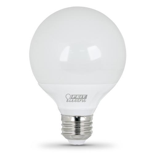 4 Watt 3000K Dimmable Globe LED Light Bulb At Menards®