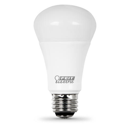Feit 4 7 11 watt led non dimmable 3 way a19 light bulb at menards 3 way light bulbs