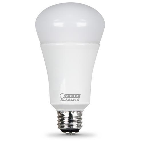 Feit 5/8/13 Watt LED Non-Dimmable 3-Way A19 Light Bulb At