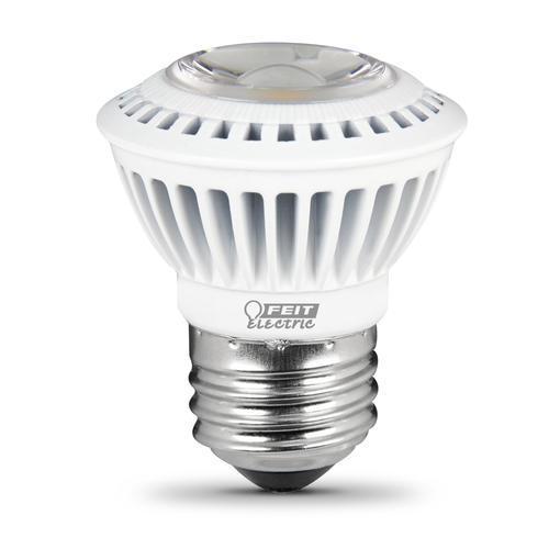 Led Mr16 Medium Base: Feit 7 Watt LED Dimmable MR16 Reflector Light Bulb At Menards®